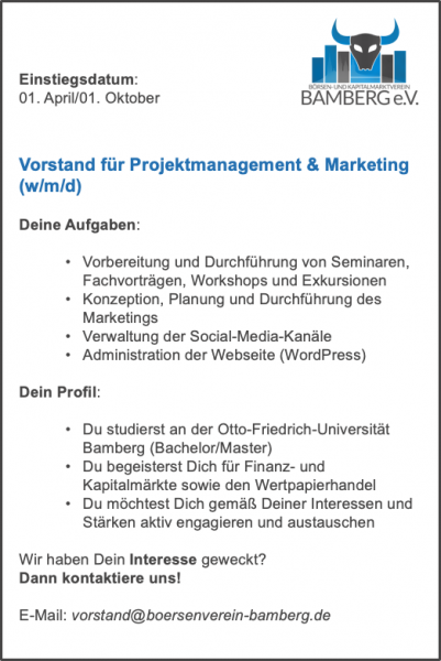 Ausschreibung_Vorstand_Projektmanagement & Marketing (w:m:d)